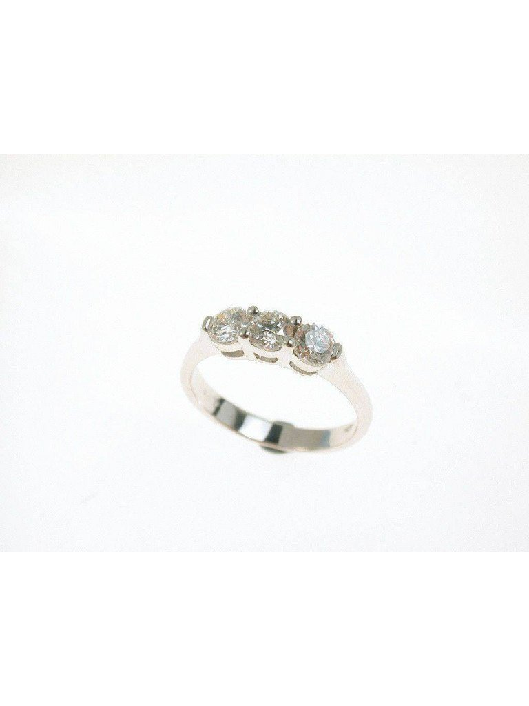 Ring Trilogy Simple 0.60 ct