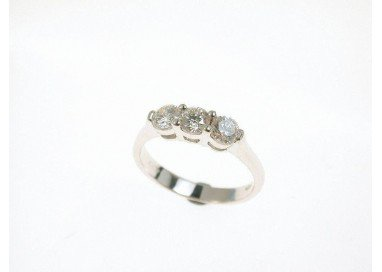 Ring Trilogy Simple 0.70 ct