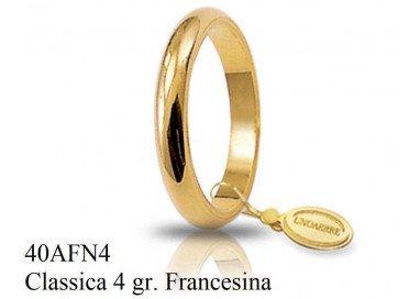 Fede Classica Francesina 4gr UNOAERRE