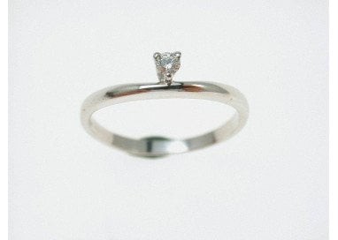 DOT Solitaire Ring