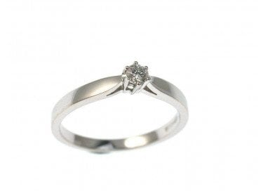Solitary Band 0.08ct