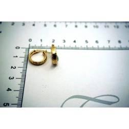 Boccole oro giallo ETD40-31