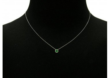 Emerlade Necklace Circle