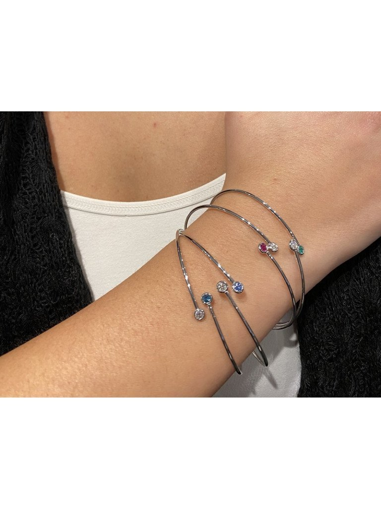 Rigid Bracelet Twin
