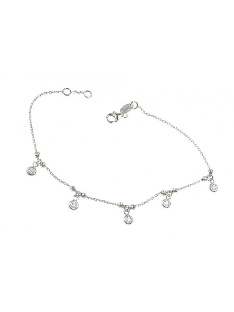 "Bracelet with Charms ""Gocce di Luce"""