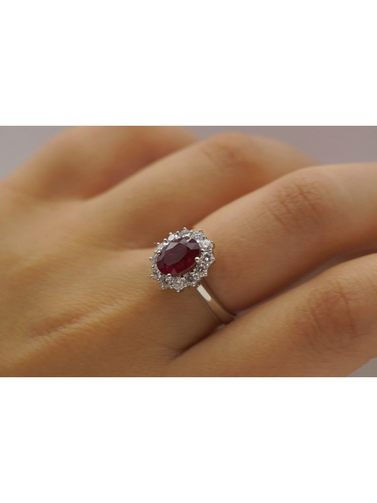 Kate Ruby ring