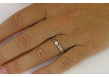 Solitary Band 0.10ct