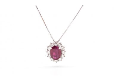 Ruby Kate Necklace