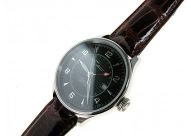 Tabacco Elite, Dual Time / GMT, Automatic