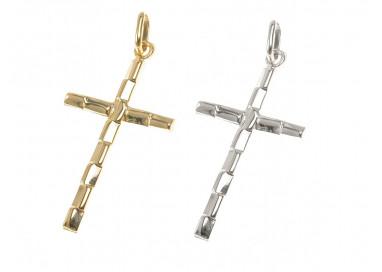 Ciondolo Croce rettangolare
