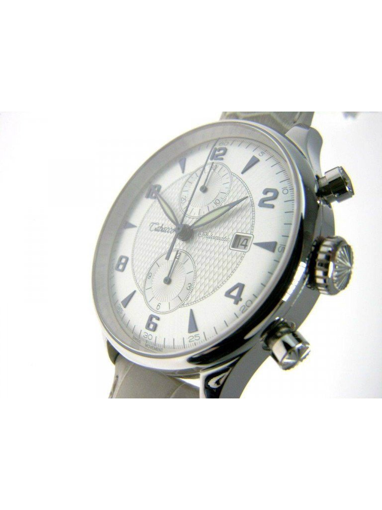 Tabacco Elite, Chronograph 2 counters, Automatic
