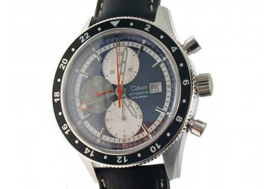 Tabacco 7754, Chronograph Dual Time / GMT, Limited Edition, Automatic