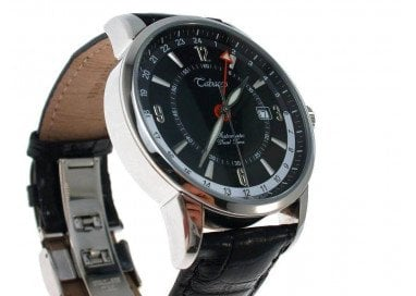 Tabacco Magellano, Dual Time/GMT, Automatic