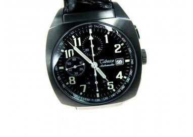 Tabacco Sport Collection, Tonneau IPB, Chronograph, Automatic