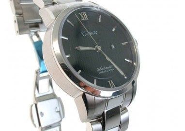 Tabacco Women, Time-Only, Automatic