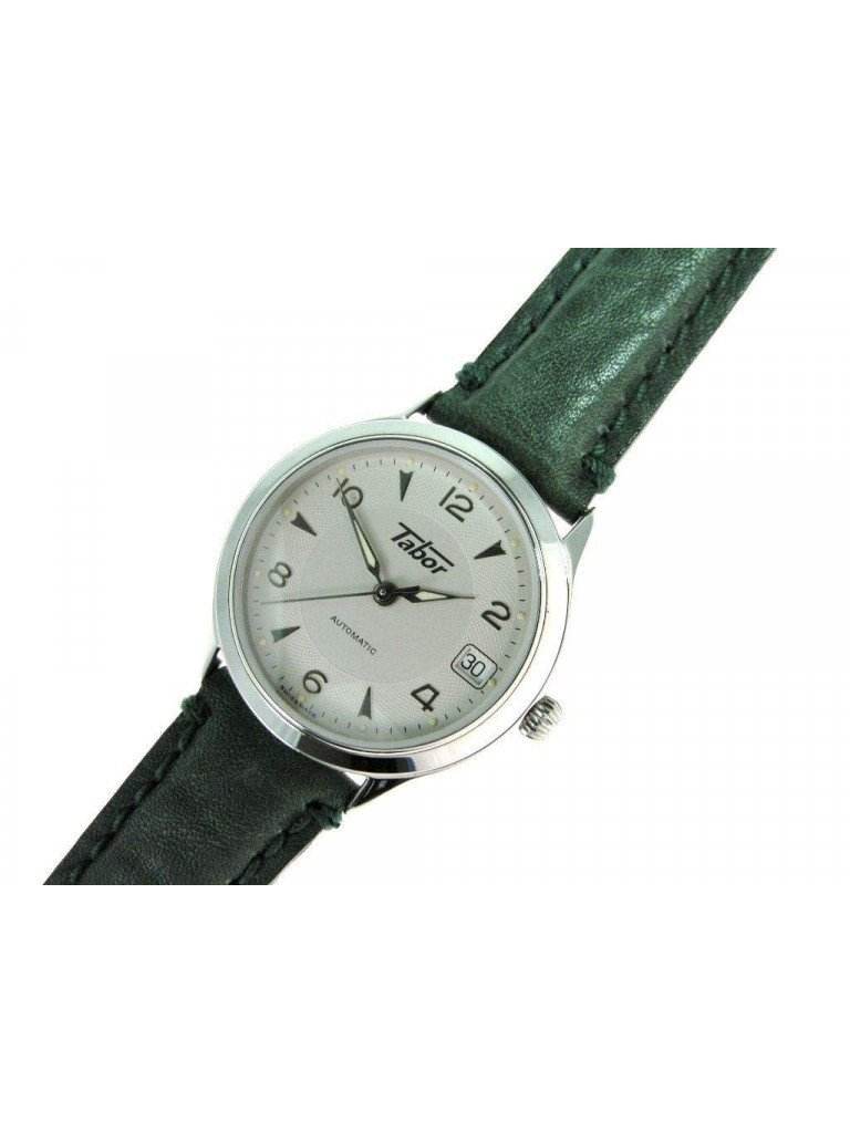 Tabor Silver, Unisex, Time-Only, Automatic