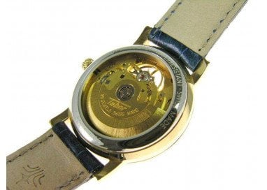 Tabor Open, Unisex, Only Time, Automatic