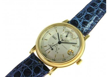 Tabor Dual Time / GMT with Power Reserve, Unisex, Time-Only, Automatic