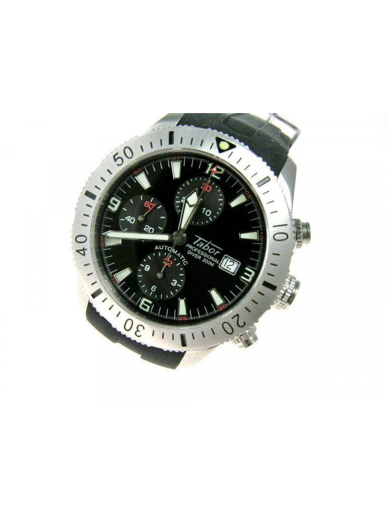 Tabor Diver, Chronograph, Automatic